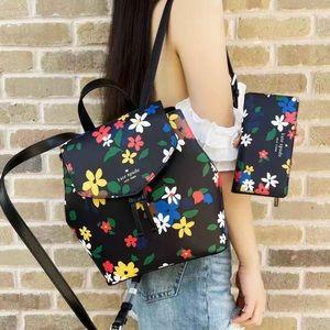 Bundle♠️Kate Spade Backpack &Wallet